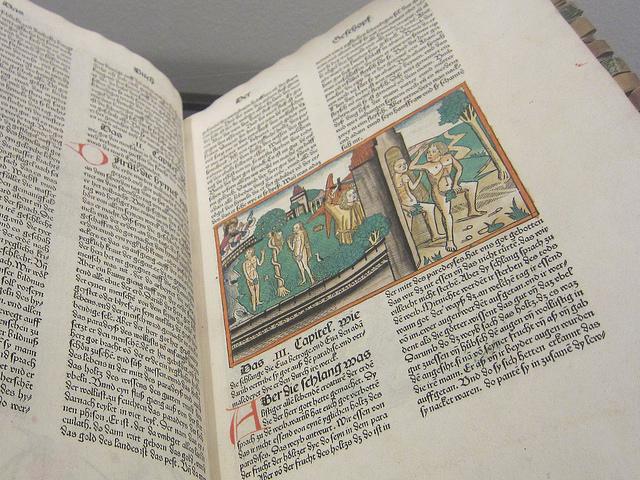 16th century Bible