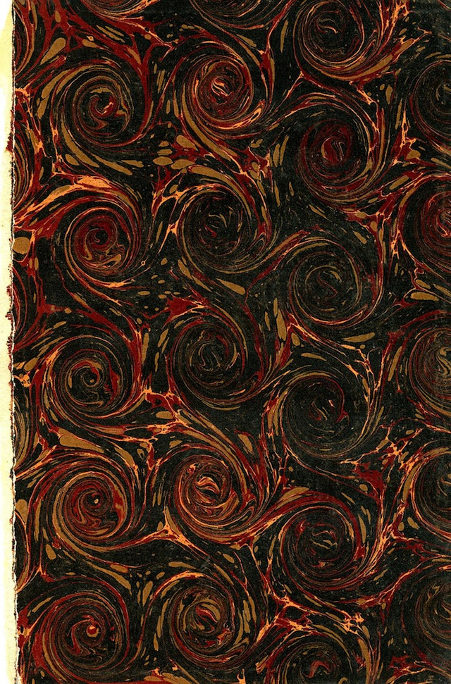 The Lost Beauty of Book Endpapers