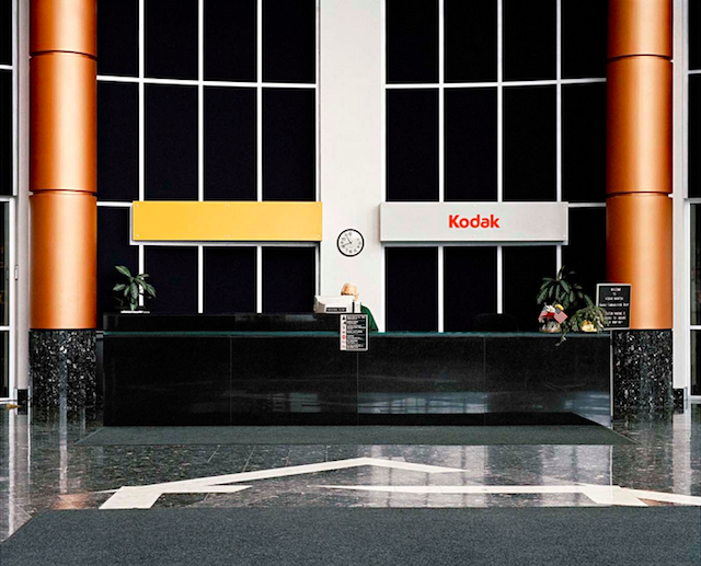 An image from Catherine Leutenegger's Kodak City series (courtesy of  Catherine Leutenegger)