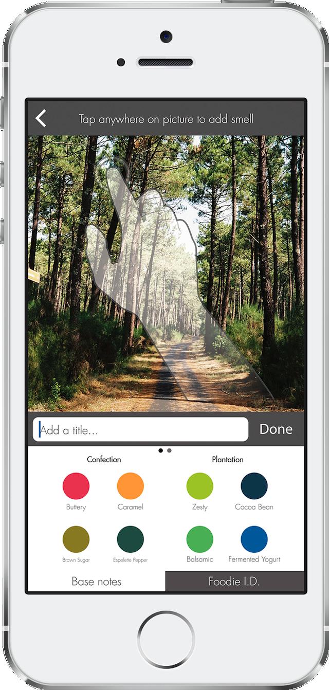 oSnap app