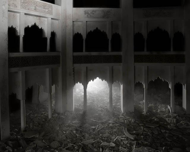 """Wafaa Bilal, """"Dark Palace"""" (2003–13)"""