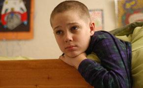 Ellar Coltrane, age 9, in 'Boyhood'