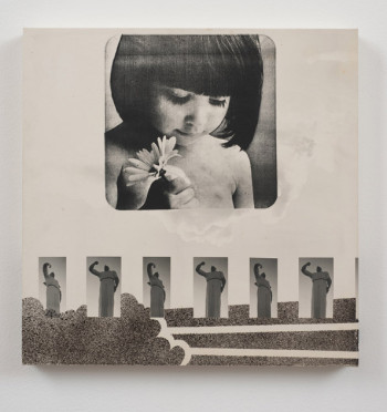 """""""L.A. Series #7"""" (1969) by Darryl Curran, from A Photographic Object at Hauser & Wirth (courtesy Cherry and Martin, photo by Robert Wedemeyer)"""