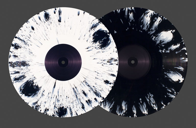 Harmony of the Spheres 2014, LP Records, recycled vinyl, included in a limited edition box set of 100