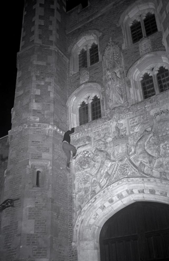 Thomas Mailaender: The Night Climbers of Cambridge