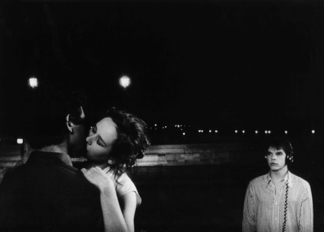 Still from Leos Carax's 'Boy Meets Girl' (1984) (all images courtesy Carlotta Films US)