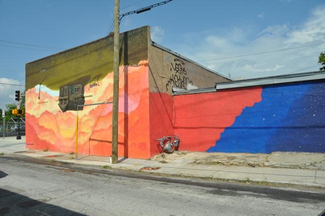 Caroline Caldwell, Edgewood Ave and Hillard Street
