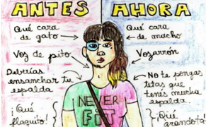 "Effy Beth, ""Sobre Moldes"""