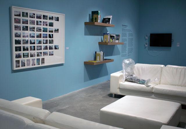 Urban Design Lab exhibition (click to enlarge)