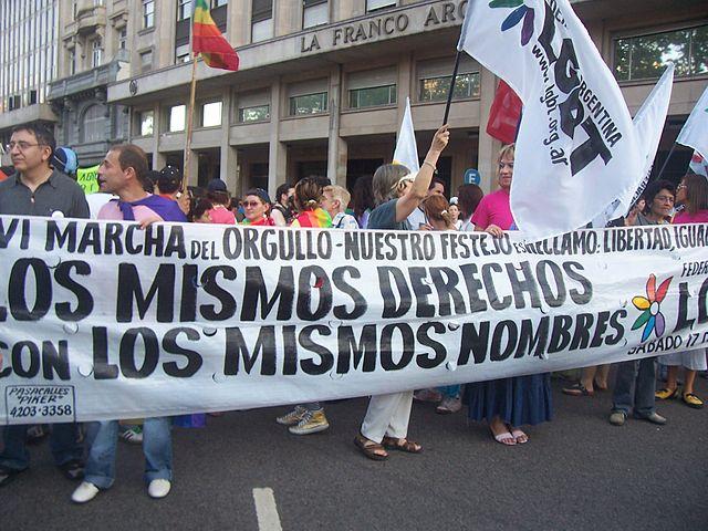 Desfile glbt por las calles de centro historico - 1 1