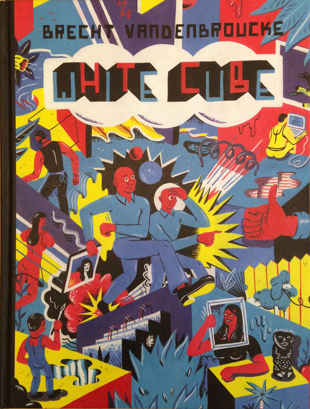 Cover of 'White Cube'