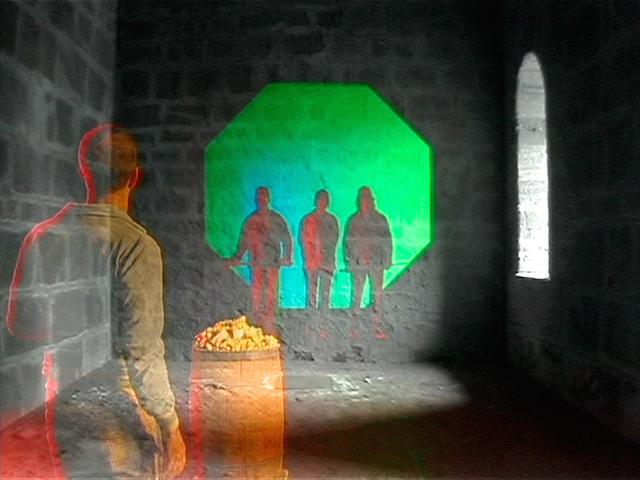 Stan Douglas, video still from Suspiria (2002). Courtesy of the artist, David Zwirner NY/London and Victoria Miro, London