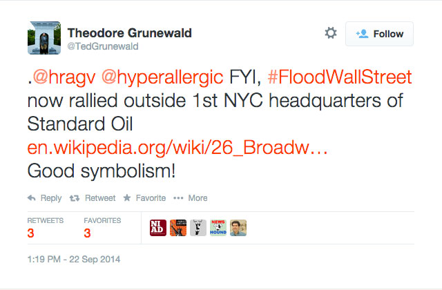 Grunewald-tweet