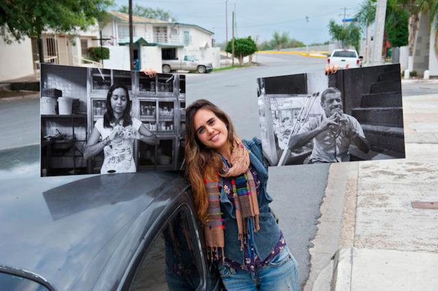 Photographer Anylú Hinojosa-Peña