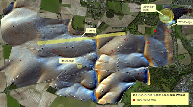 Archeologists Use Digital Underground Mapping to Discover ...