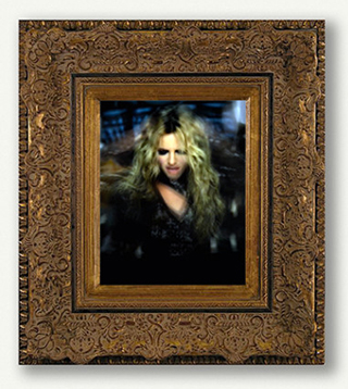 R. Luke DuBois's portrait of Britney Spears (via bitforms.com)