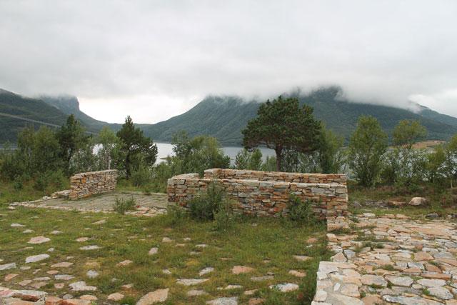 "Jan Håfström, ""The Forgotten Town"" (click to enlarge)"