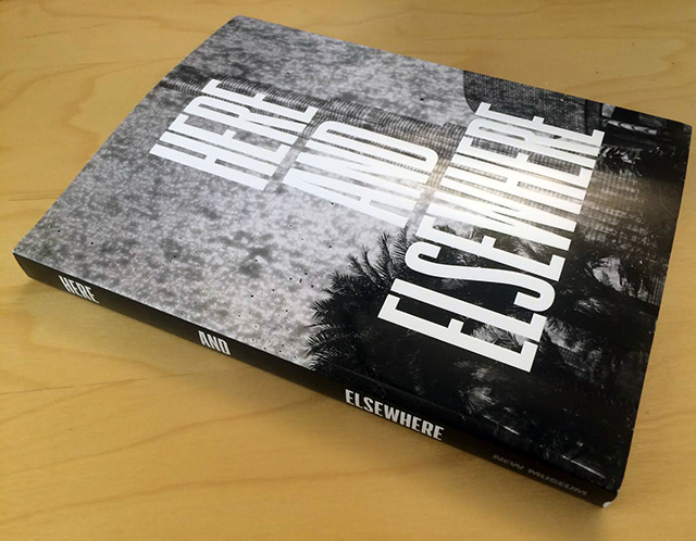 The Here and Elsewhere catalogue