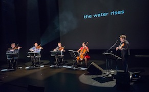 Laurie Anderson and Kronos Quartet Premiere Landfall in Brooklyn