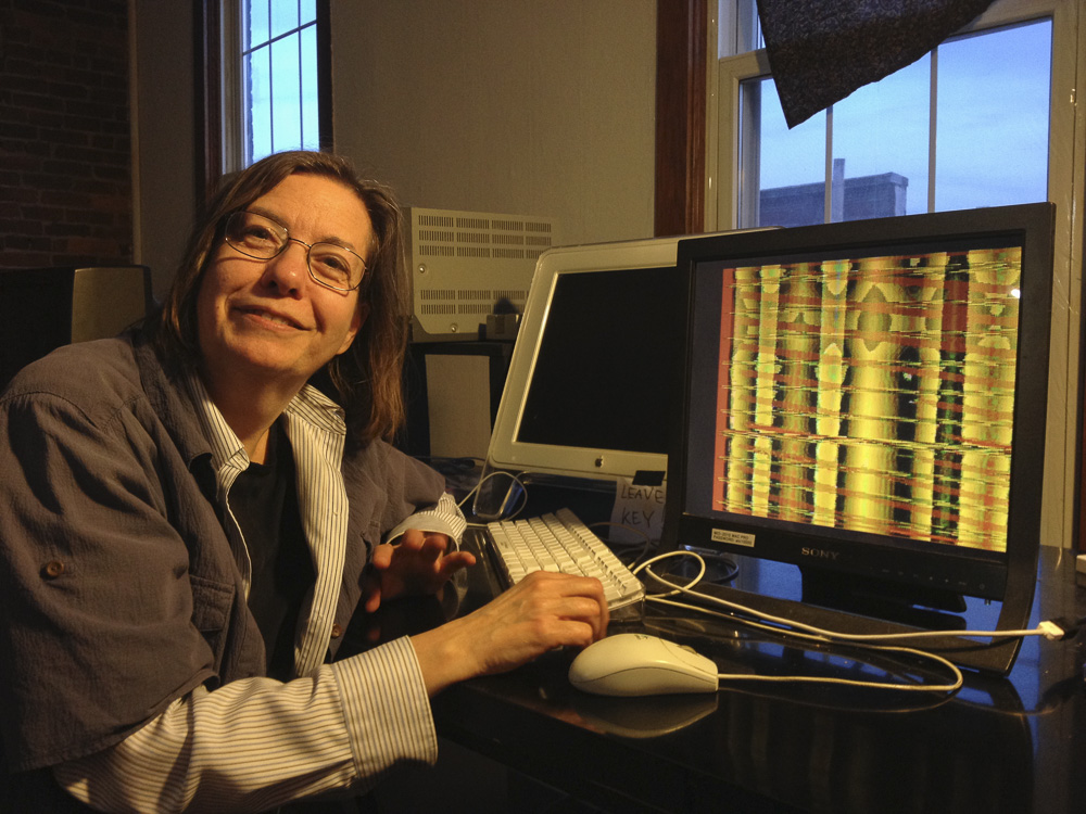 Signal resident Barbara Lattanzi