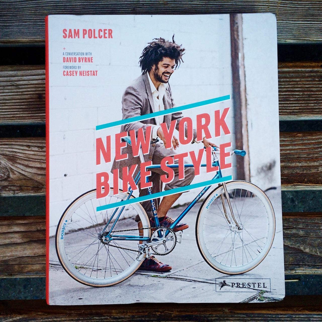 New York Bike Style (photo by Bart Babinski)