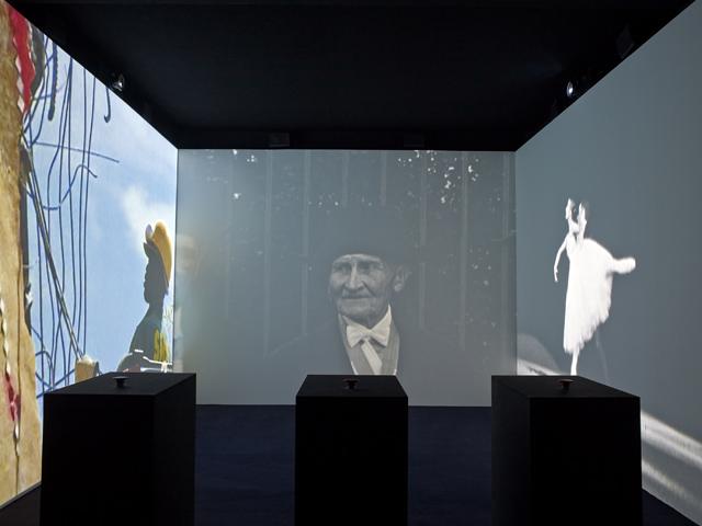 Christian Boltanski - 6 septembres �ADAGP, Paris 2014 �Fondation Louis Vuitton Marc Domage