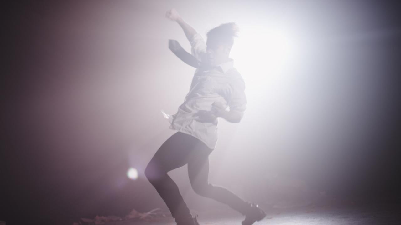 Emily Terndrup and Derrick Belcham, 'DEBUT' (click to enlarge)