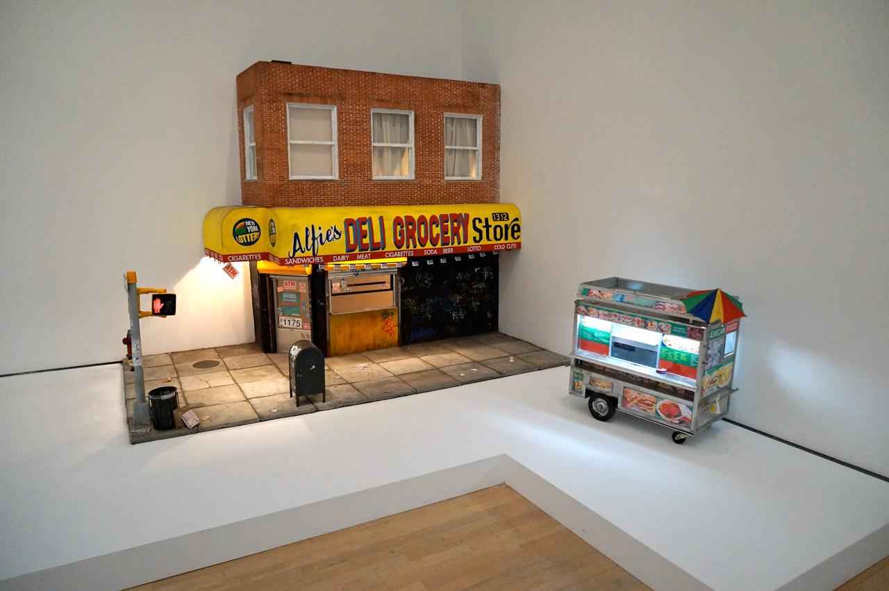 "Drew Hamilton, ""Street Corner Project"" (2013)"