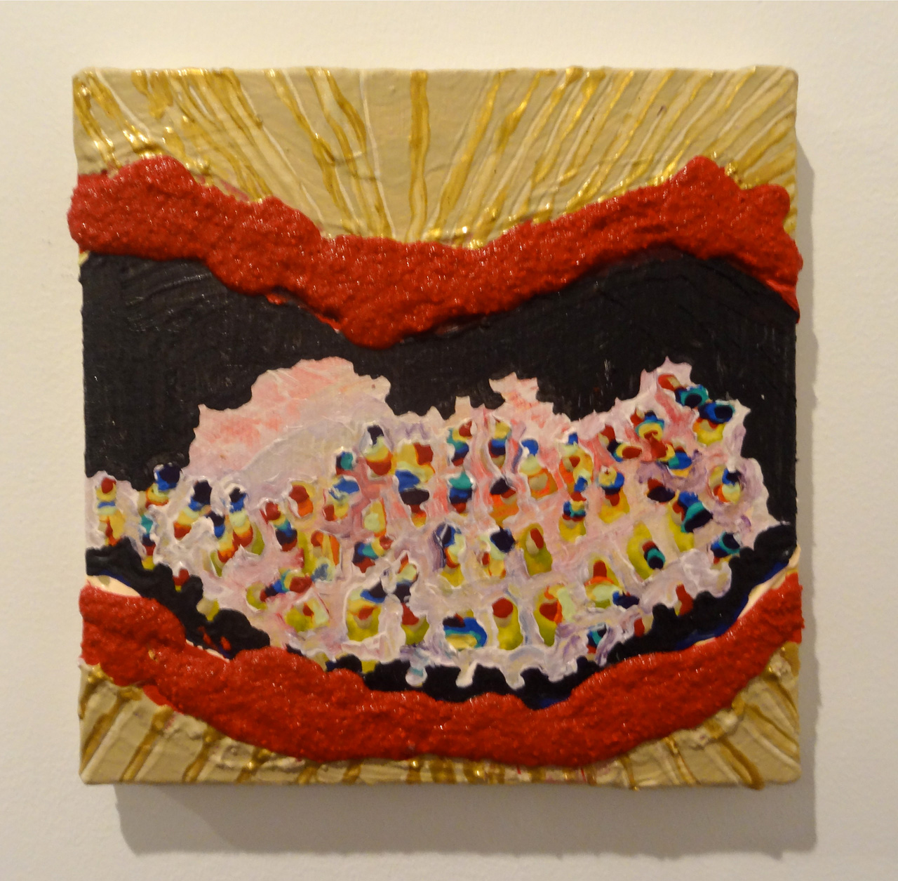 "Lauren Britton, ""Open Wide"" (2014)"