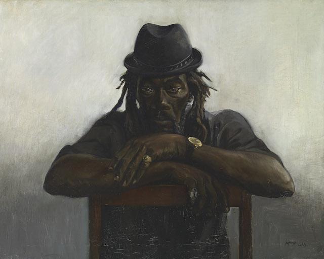 Judy Ann Macmillan Ras Dizzy Portrait