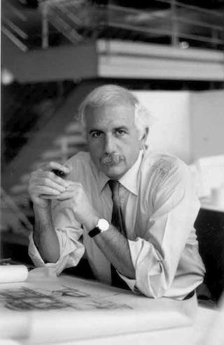 The architect Moshe Safdie (Image via Wikimedia)