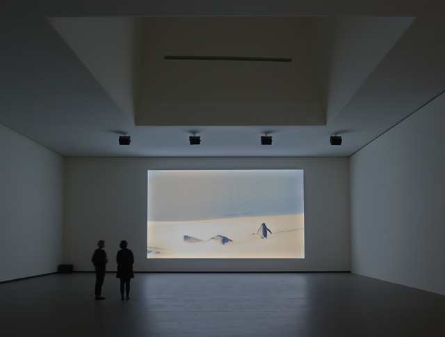 """Pierre Huyghe, """"A journey that wasn't"""" (2005) ADAGP Collection Fondation Louis Vuitton (photo by Marc Domage)"""