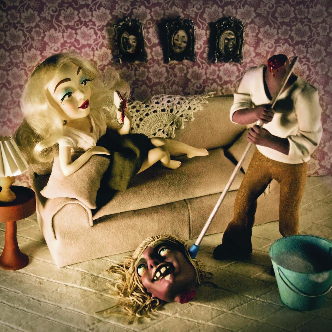 "Kira Shaimanova, ""Mop-Head: Chivalry is Undead"" (2010 )"