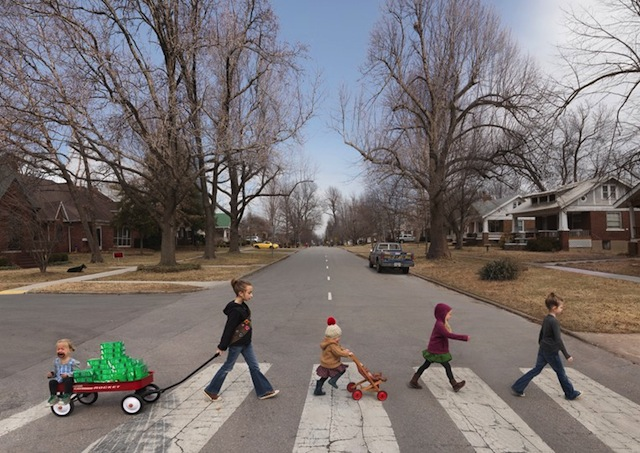 """Thin Mint"" by Julie Blackmon"
