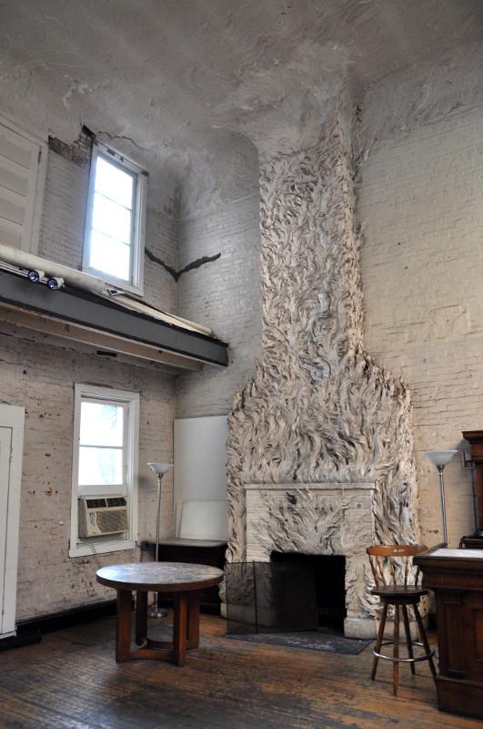 Robert Winthrop Chanler's sculpture work at the Whitney Studio