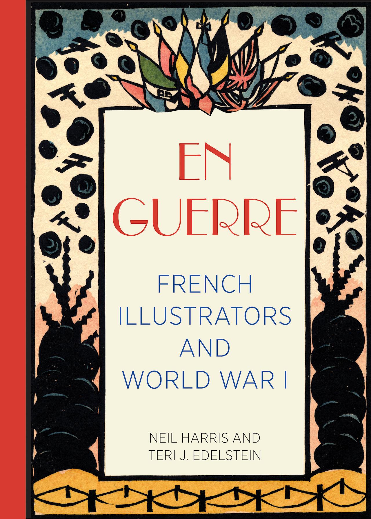 """Cover of """"En Guerre"""""""