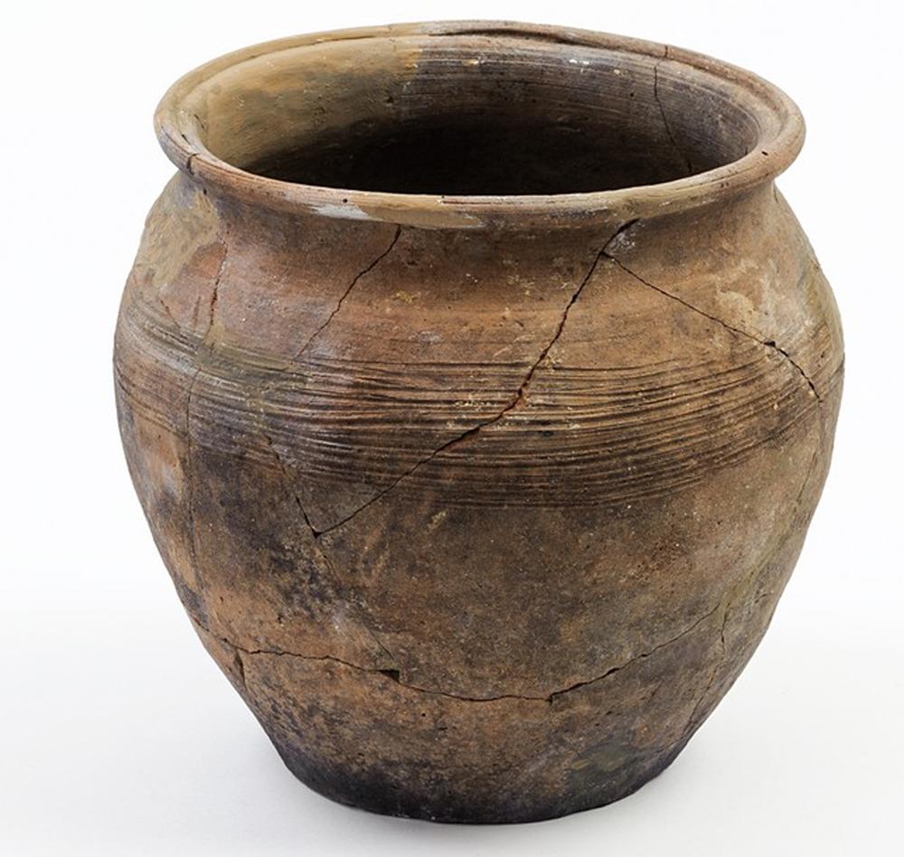 A pot found in Ukek