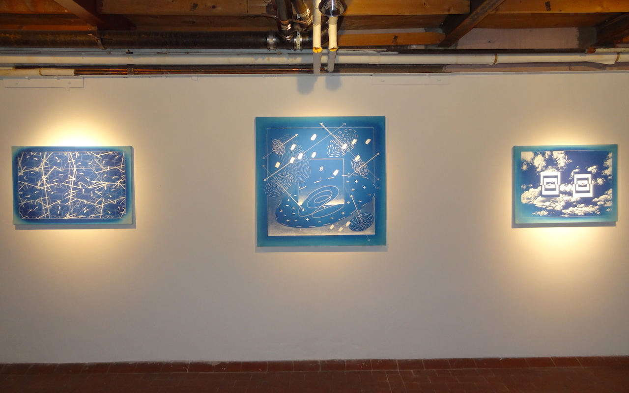 Works by Michael Childress, presented by Harbor