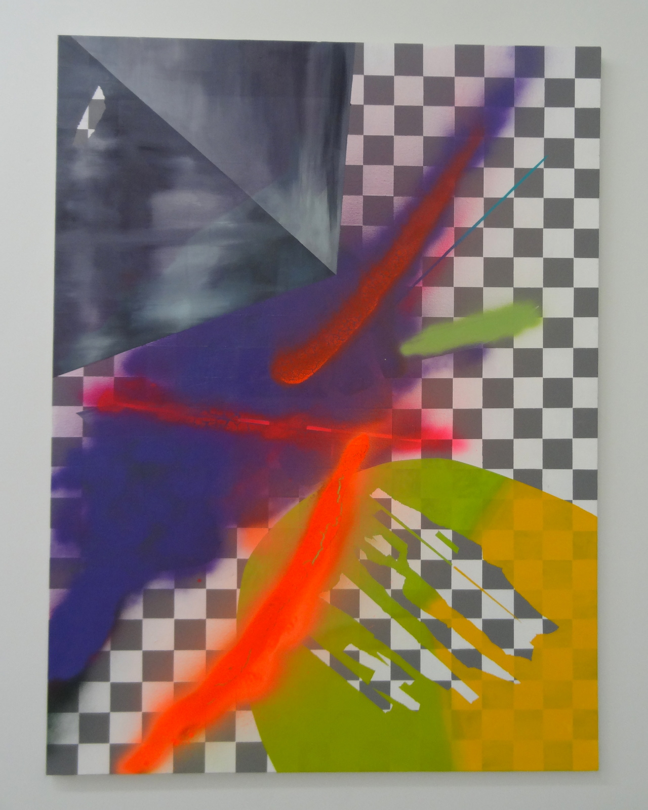 """Andrew Prayzner, """"untitled (cube)"""" (2011), presented by GSL Projekt of Berlin at Tiger Strikes Asteroid"""