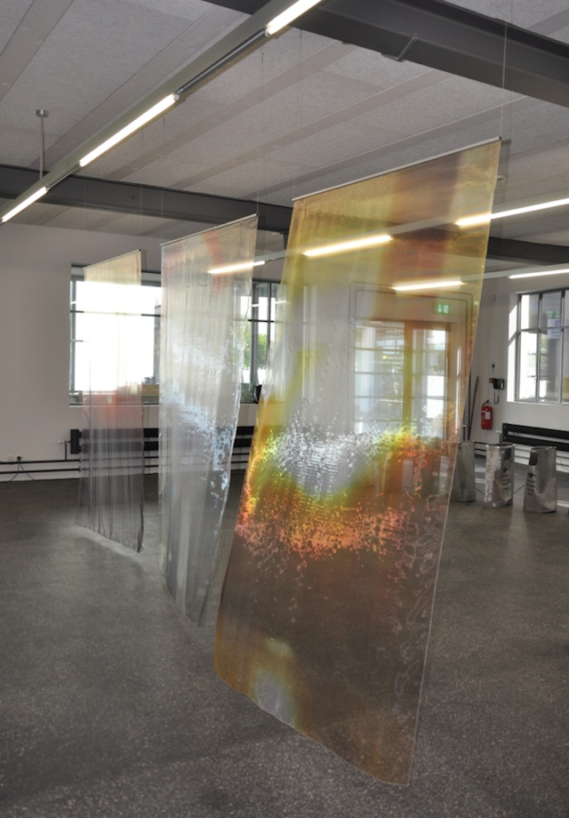 """Selina Grüter+Michèle Graf, """"Exactly or as present #4 and #5 and #1"""" (2014)"""