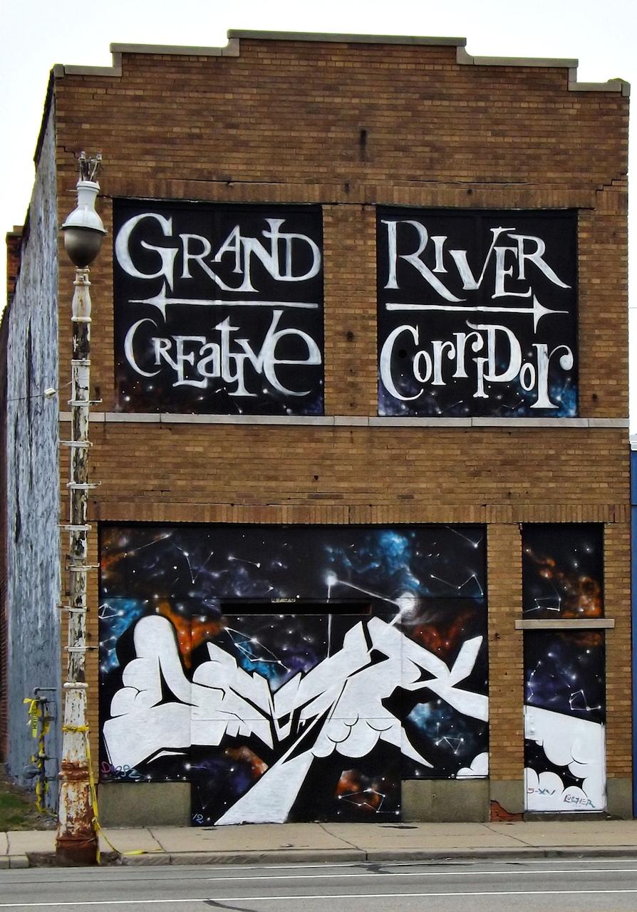 Photo of the Grand River Creative Corridor