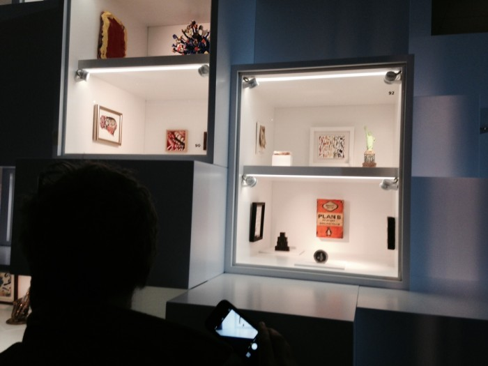 The Miniature Museum (Image courtesy of Reflex Gallery)