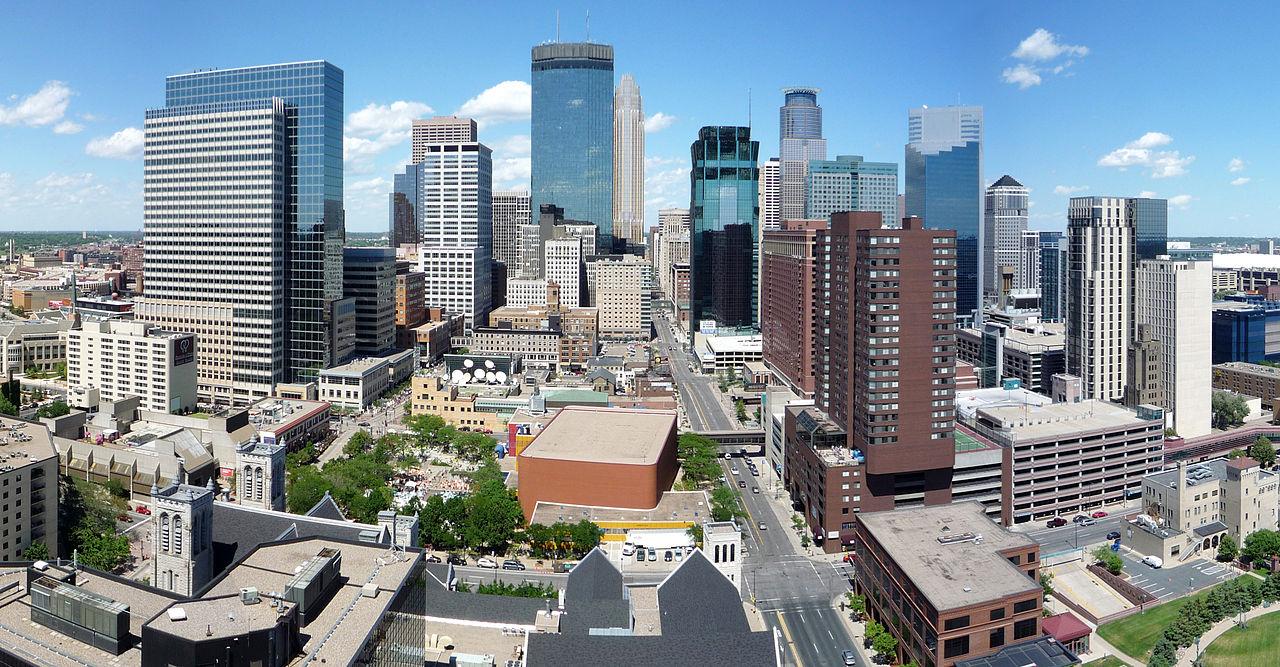 Minneapolis (photo byBobak Ha'Eri/Wikimedia Commons)