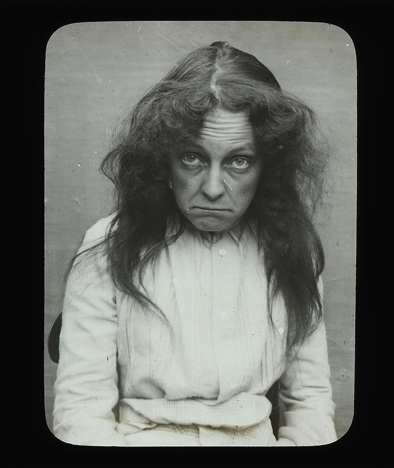 A Victorian portrait (courtesy Woodhorn Museum and Northumberland Archives)