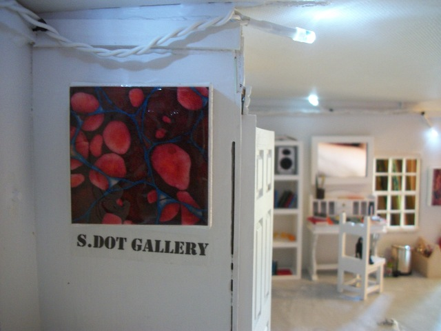 The S. Dot Gallery (Image courtesy of Stephanie Rond)