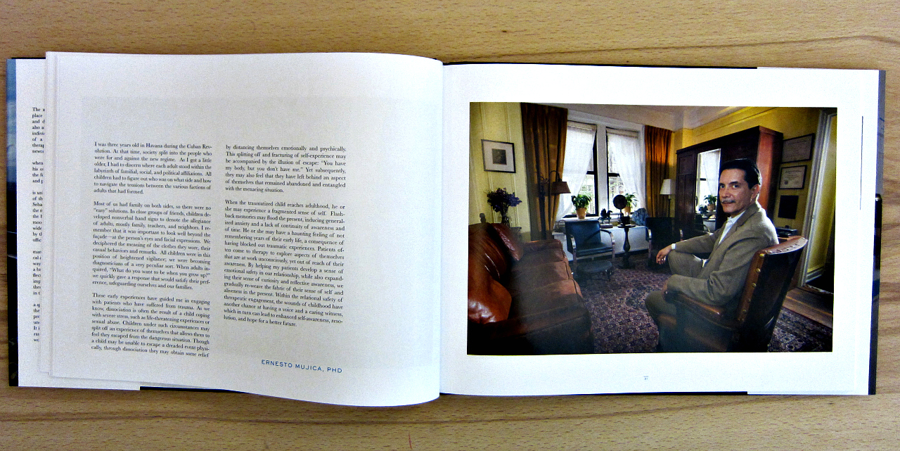 """""""Fifty Shrinks"""" by Sebastian Zimmermann (photograph of the book by the author)"""