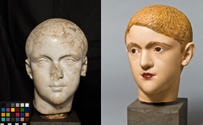 Post image for What Do Classical Antiquities Look Like in Color?