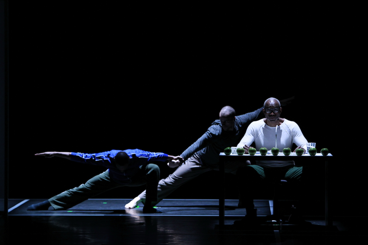 Bill T. Jones and Arnie Zane Dance Company's 'Story/Time' at New York Live Arts (all photos by Paul B. Goode)