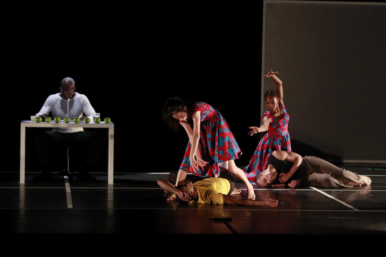 Bill T. Jones and Arnie Zane Dance Company's 'Story/Time' at New York Live Arts