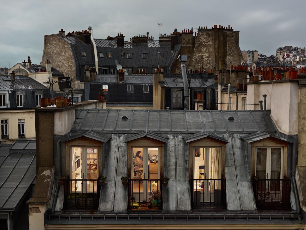 19 Mai, 2013, bis rue de douai, Paris 9e,